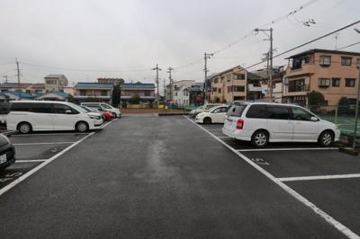 【駐車場】ハイツシーサイド