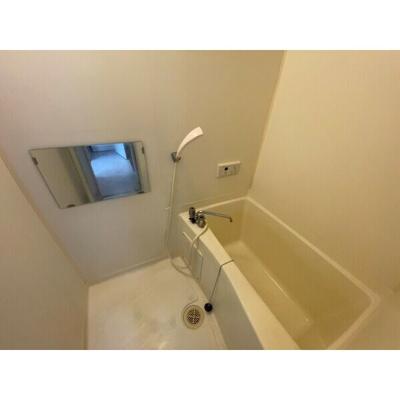 【浴室】サンモーリエ