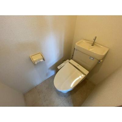 【トイレ】サンモーリエ