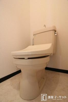 【トイレ】サンヒルズ緑