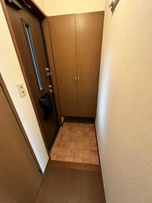 【玄関】リビングタウン堅田 C棟