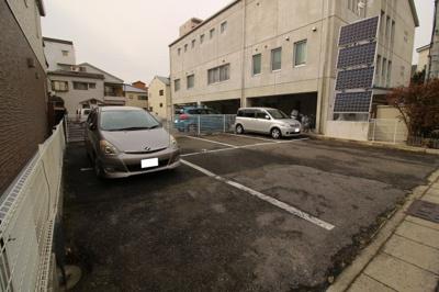 【駐車場】ジェネシス板宿Ⅱ