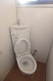 【トイレ】矢澤荘