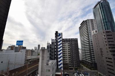 【展望】エスリード福島駅前