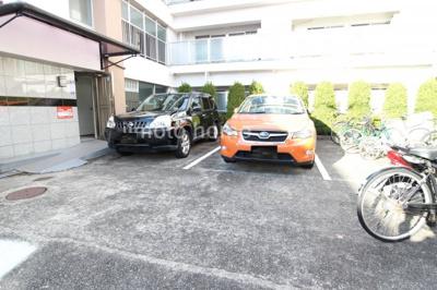 【駐車場】岡町グリーンハイツ