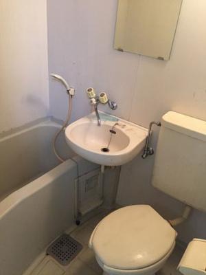 【浴室】ウイング大崎