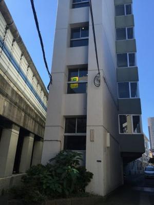 【外観】長者丸ハイツ旧館