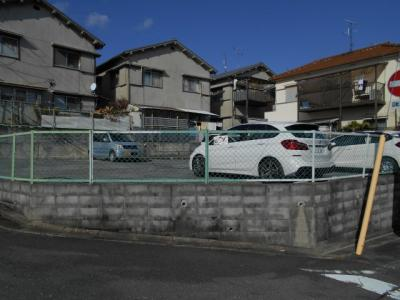 【外観】粟生新家3丁目 上島駐車場②