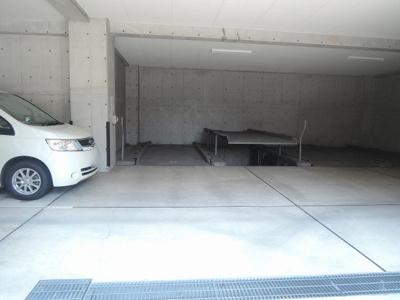 【駐車場】グリーンシティたまプラーザ参番館
