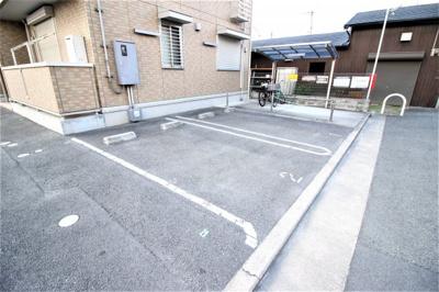 【駐車場】シャルマンA