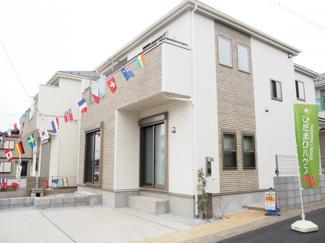 全4区画、とってもオシャレなデザイナーズ住宅です (^O^) 施工例