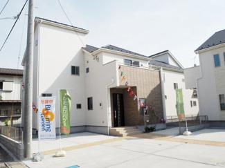 全4区画、とってもオシャレなデザイナーズ住宅です (^O^)