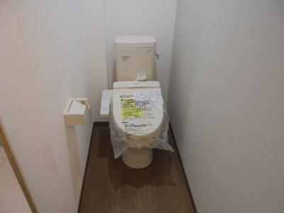【トイレ】アースクエイク北大和