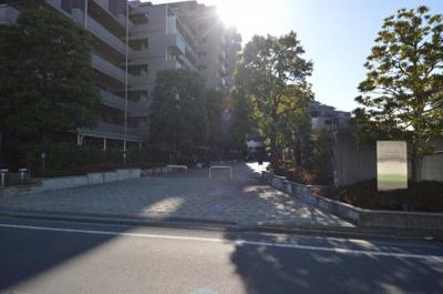 【外観】多摩川パークスクエア
