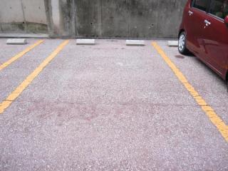 【駐車場】ラフィーネヌーベル宮城