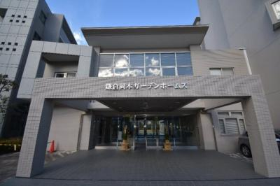 【エントランス】鎌倉岡本ガーデンホームズ