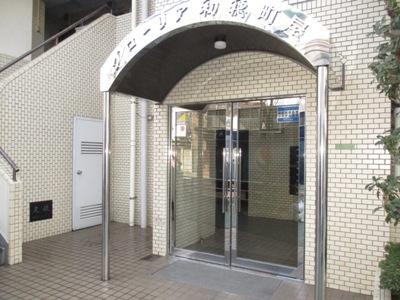 【エントランス】グローリア初穂町屋