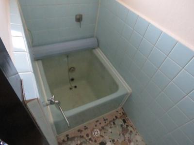【浴室】橋の内コーポ