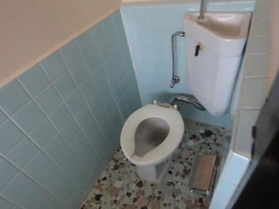 【トイレ】橋の内コーポ