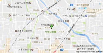 【地図】田中第一ビル