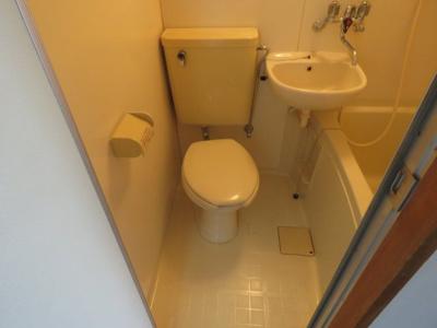 【トイレ】田中第一ビル