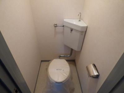 【トイレ】マンションコトブキ