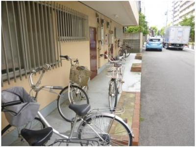 【駐車場】田中第二マンション