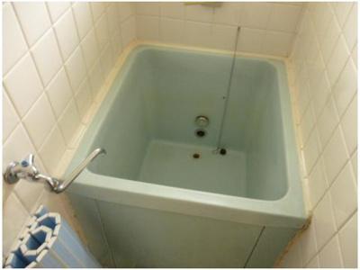 【浴室】田中第二マンション