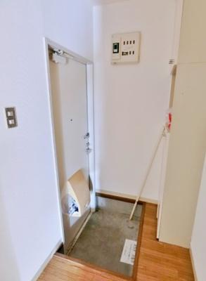 【玄関】サンフィルド東金Ⅳ