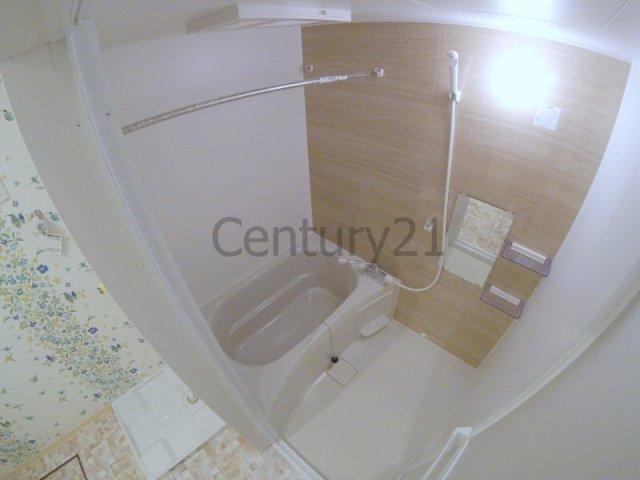 【浴室】クラブメゾン川西中央