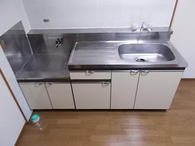 【キッチン】サープラスツー野菊(サープラスⅡ野菊)
