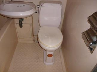 【トイレ】モンテローザ