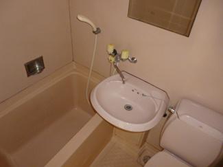 【浴室】モンテローザ