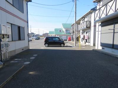 【駐車場】ベルモアD