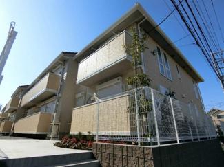 ブルーライン「新羽」駅より徒歩圏内!築浅の2階建てのアパートです☆きれいなお部屋に住みたい方におすすめ☆