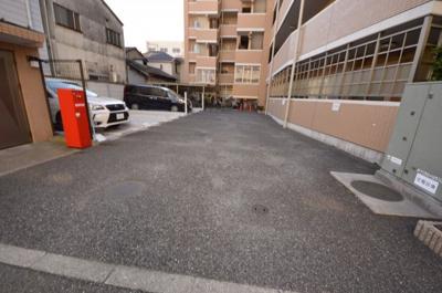 【駐車場】ガーデンホーム武蔵新田