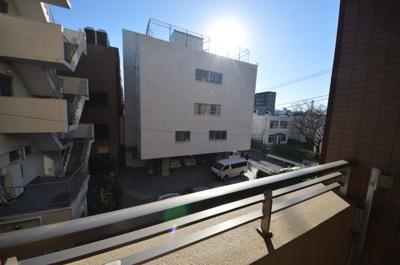 【展望】ガーデンホーム武蔵新田