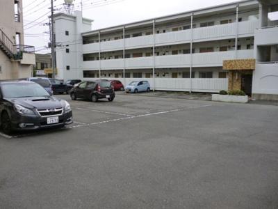 【駐車場】シャンボールとみざわII