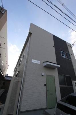 【外観】アスコット二軒茶屋A新築アパート