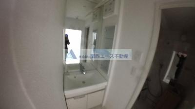 【独立洗面台】グランドゥーエ永和駅前