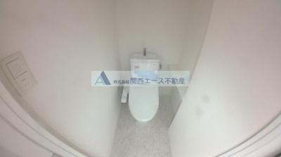 【トイレ】グランドゥーエ永和駅前
