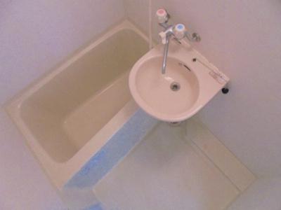 【浴室】カルマール北田辺