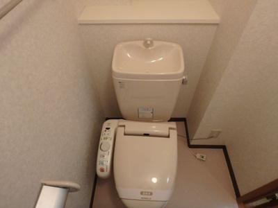 【トイレ】シャトルウエスト