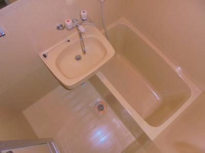 【浴室】ドルチェ北田辺