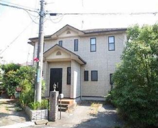 築浅中古住宅です。