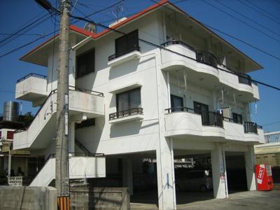 【外観】仲村アパート