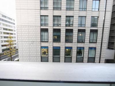 バルコニーからの眺望(4階部分)・北東向きです。