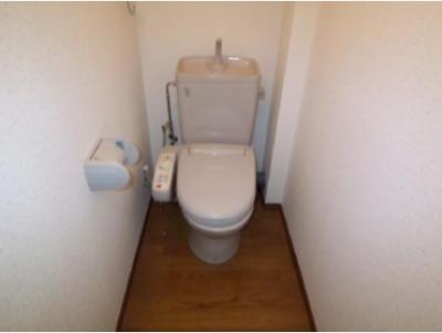 【トイレ】ルーブル恵比寿サウスガーデン