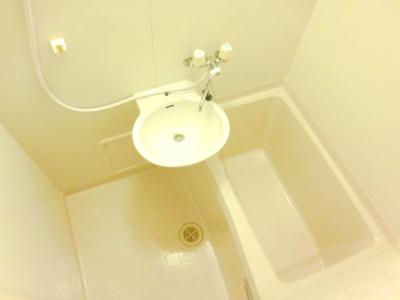【浴室】レオパレスグランドゥール
