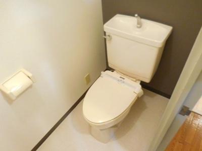 【トイレ】プルミエール高槻